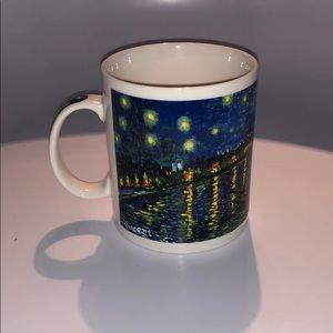 Chaleur Van Gogh Starry Night Rhône Coffee Mug